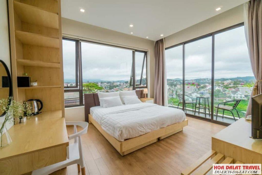 Khách sạn Đà Lạt giá rẻ hôm nay 2021