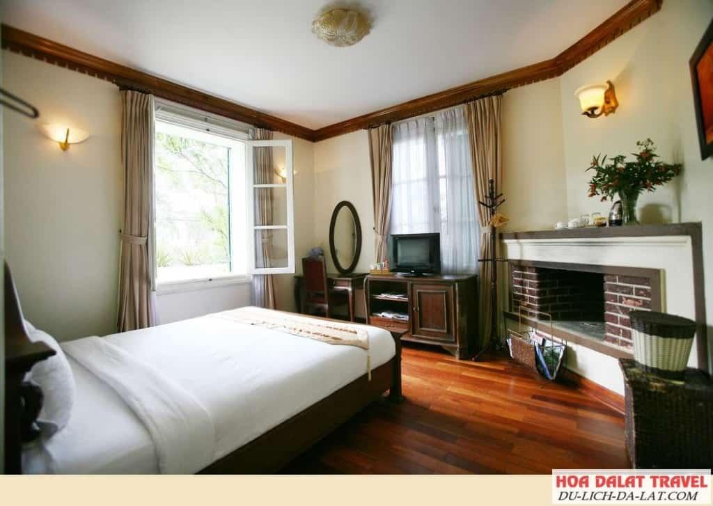 Khách sạn Dalat Cadasa Resort - phòng