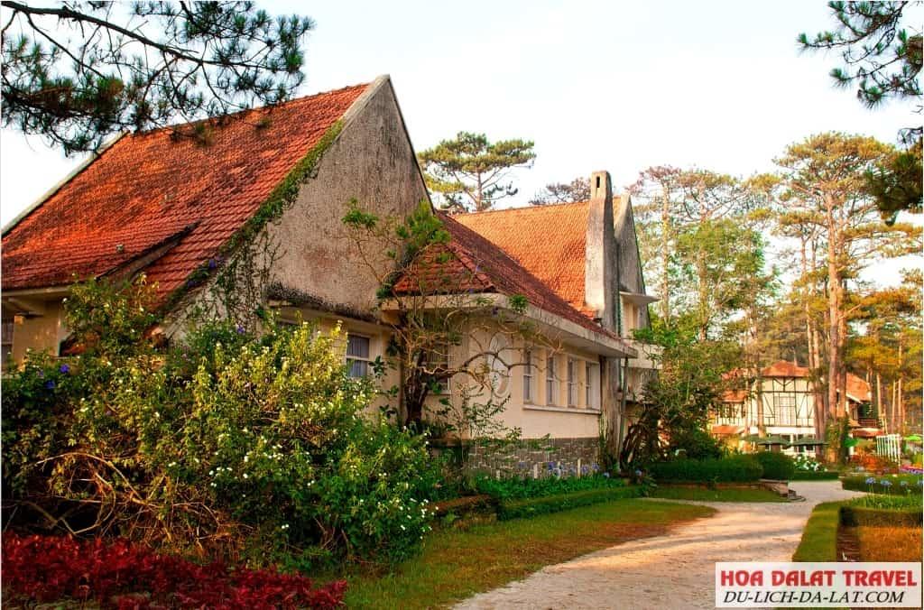 Khách sạn Dalat Cadasa Resort