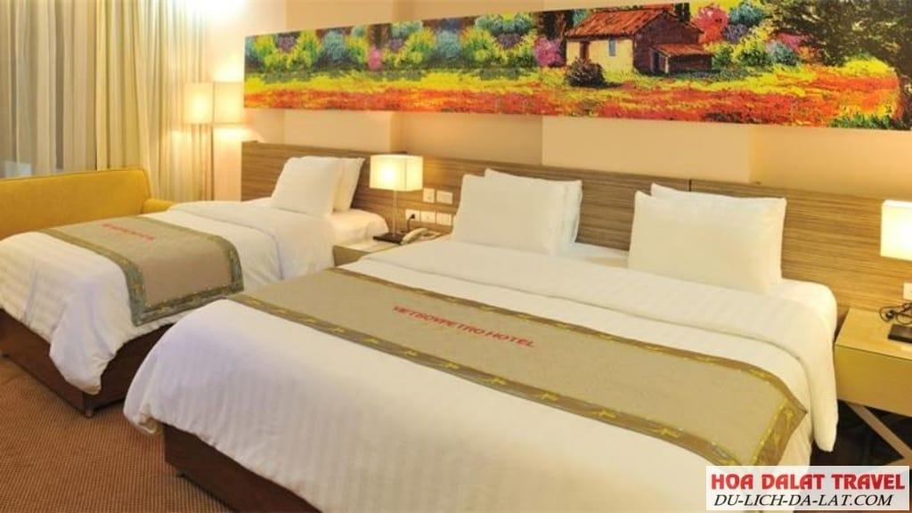 Khách sạn Dragon King - phòng