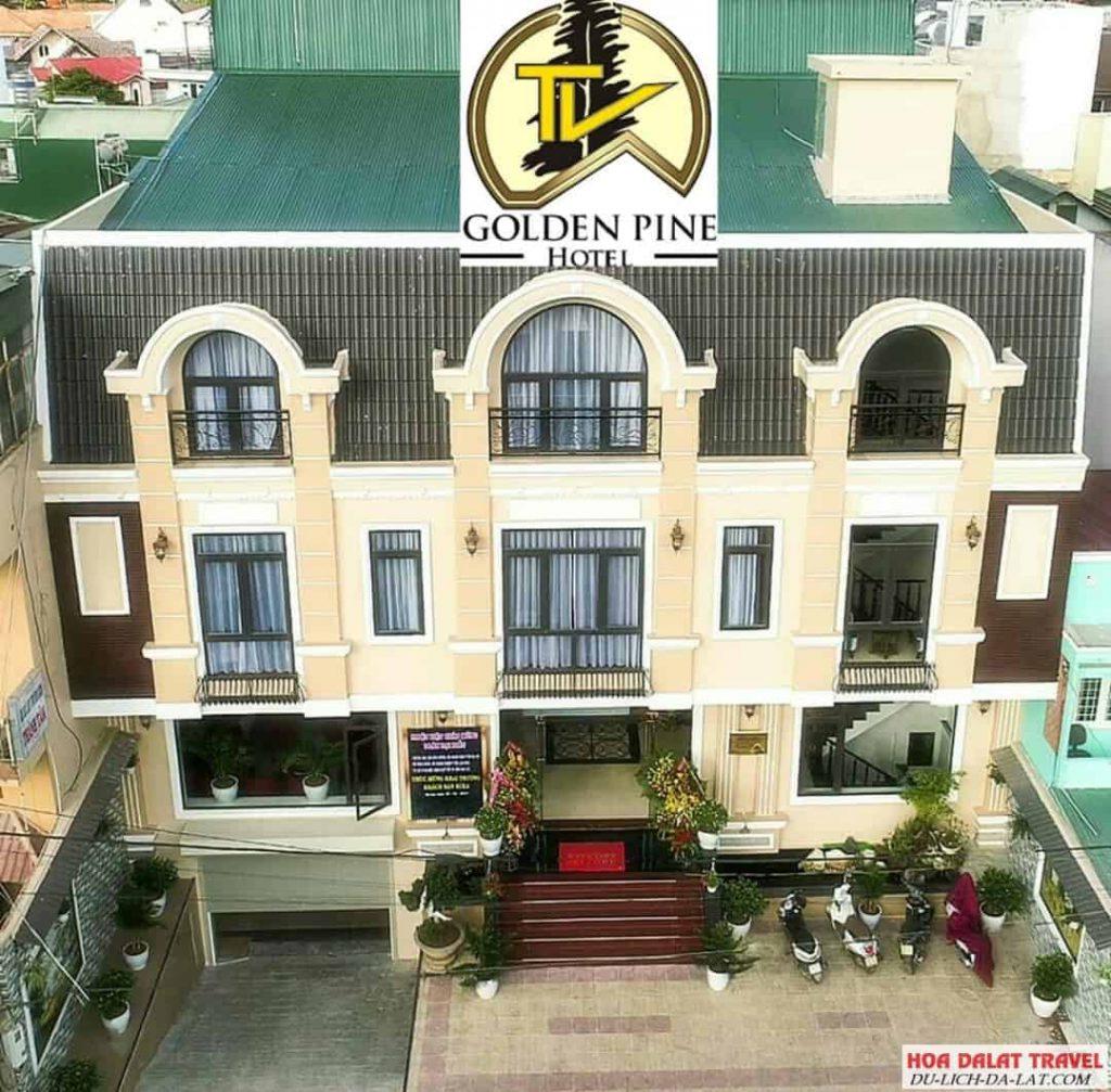 Khách sạn Golden Pine Đà Lạt