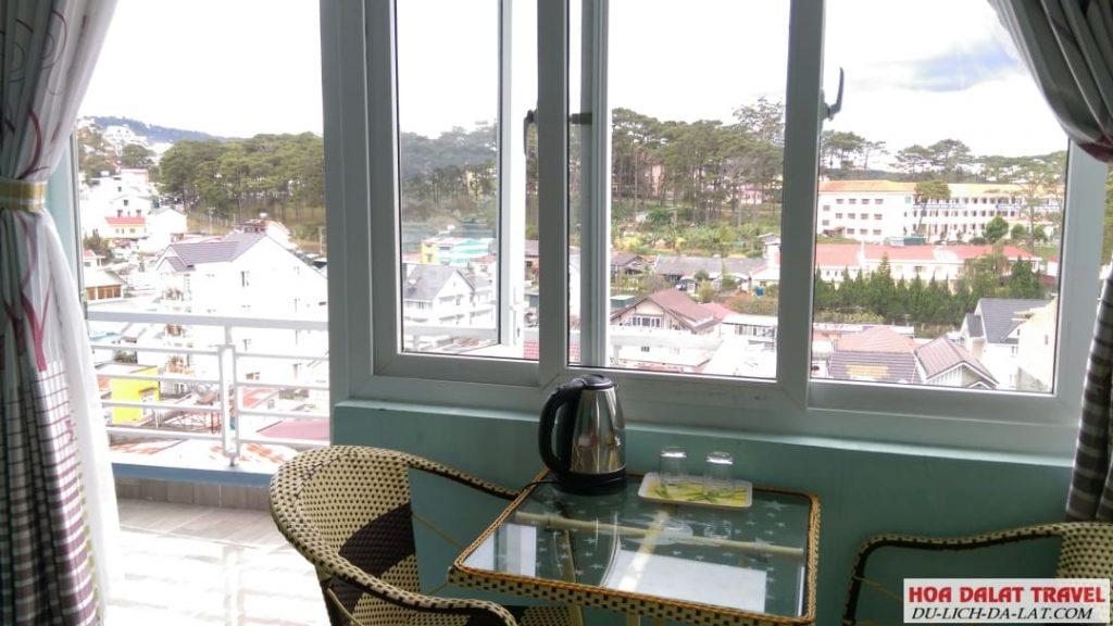 Khách sạn Hải Long Vương- view