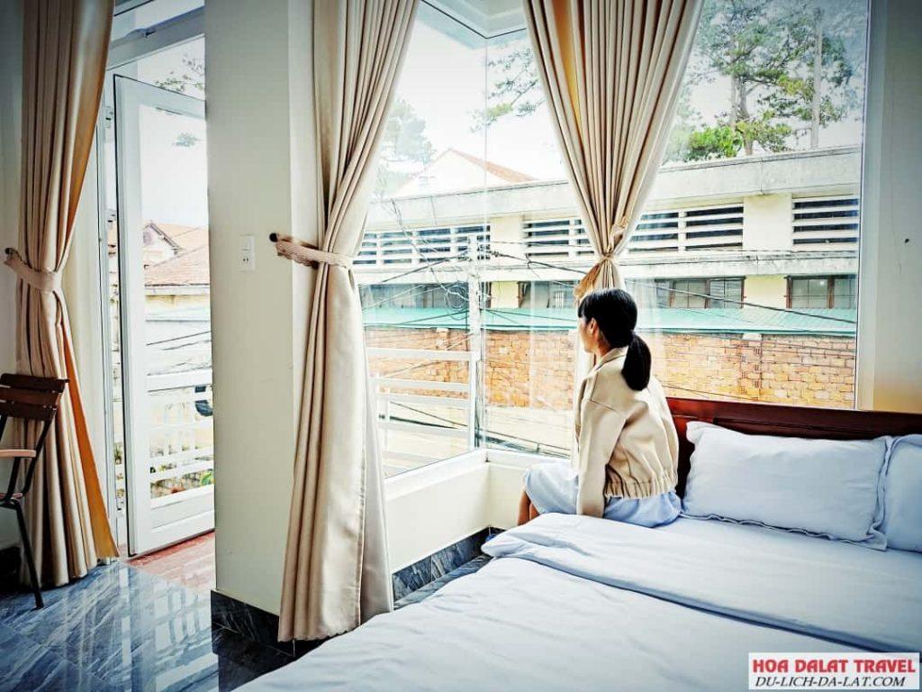 Khách sạn Hoàng Phong Đà Lạt- không gian