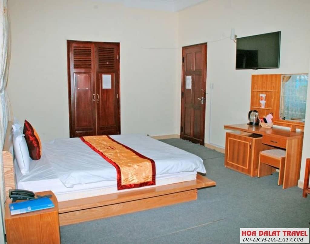 Khách sạn Kim Tâm An - phòng