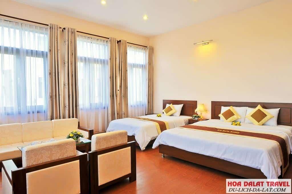 Khách sạn Kỳ Hòa Đà Lạt - phòng