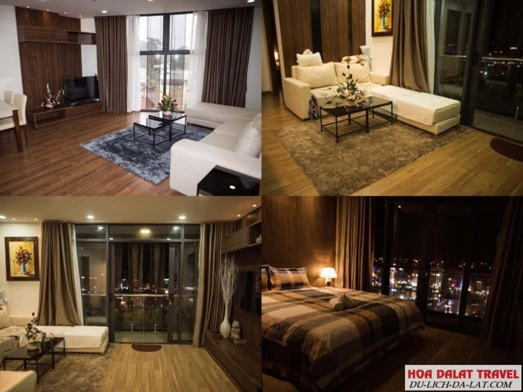 Khách sạn Maika Condotel Đà Lạt- review