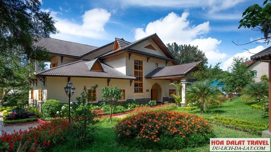 Khách sạn Monet Garden Villa Đà Lạt