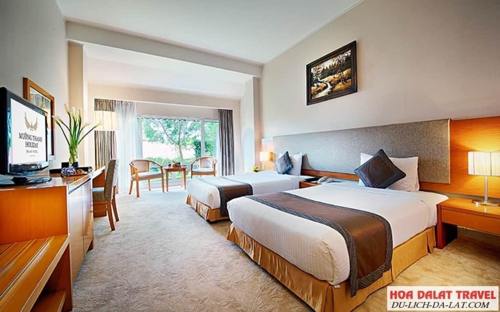 Khách sạn Mường Thanh Đà Lạt- phòng