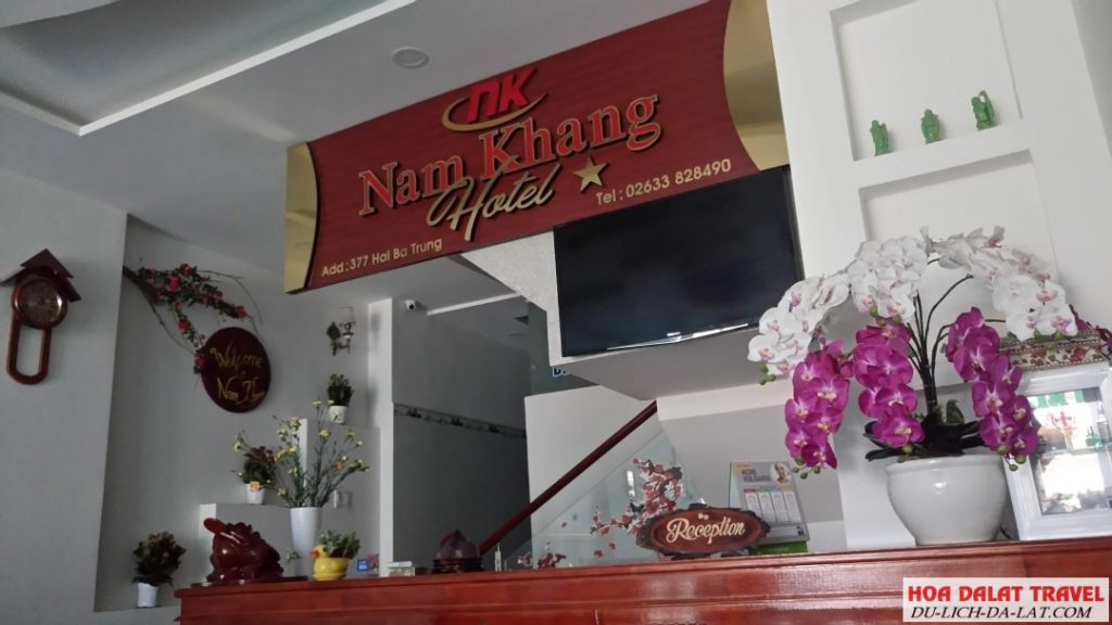 Khách sạn Nam Khang
