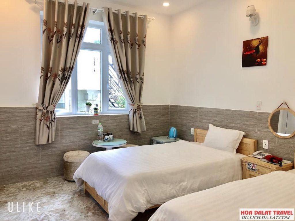 Khách sạn Nam Khang- phòng