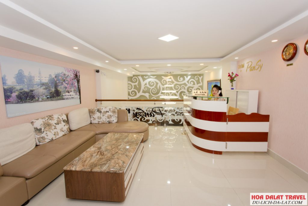 Khách sạn Pansy Đà Lạt
