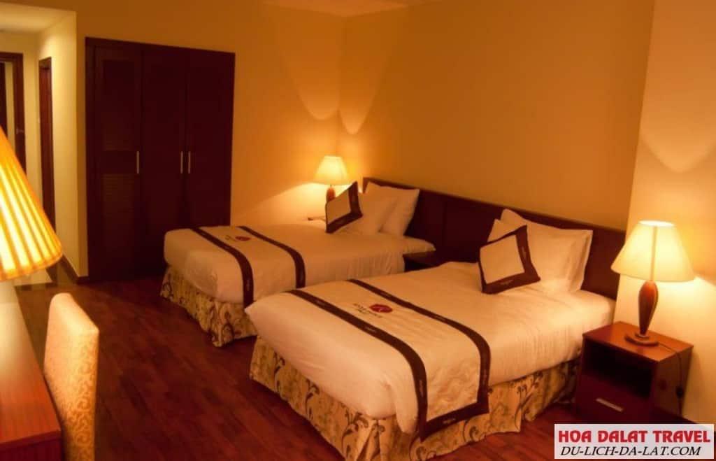 Khách sạn River Prince Đà Lạt- phòng