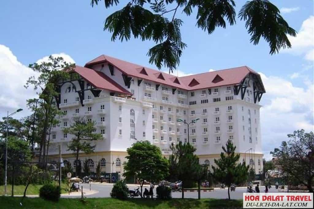 Khách sạn Sài Gòn Đà Lạt - hình ảnh