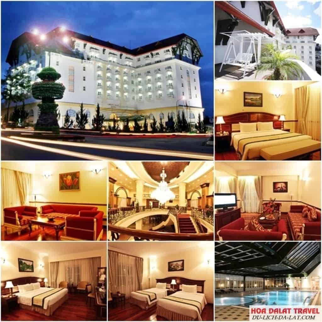 Khách sạn Sài Gòn Đà Lạt - review
