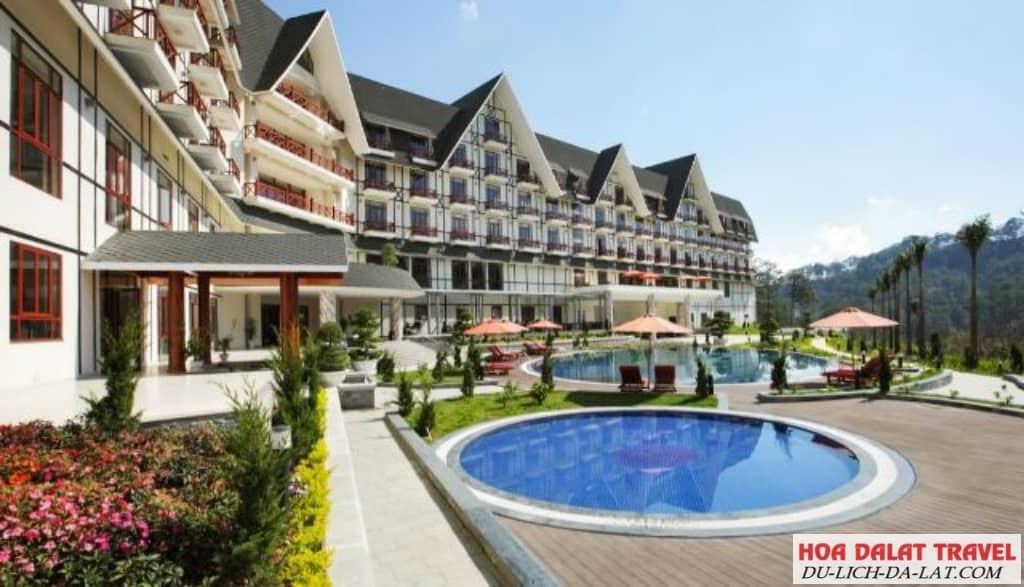 Khách sạn Sam Tuyền Lâm Golf Club & Resort- phòng