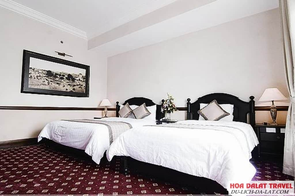 Khách sạn Sammy Đà Lạt - giá phòng