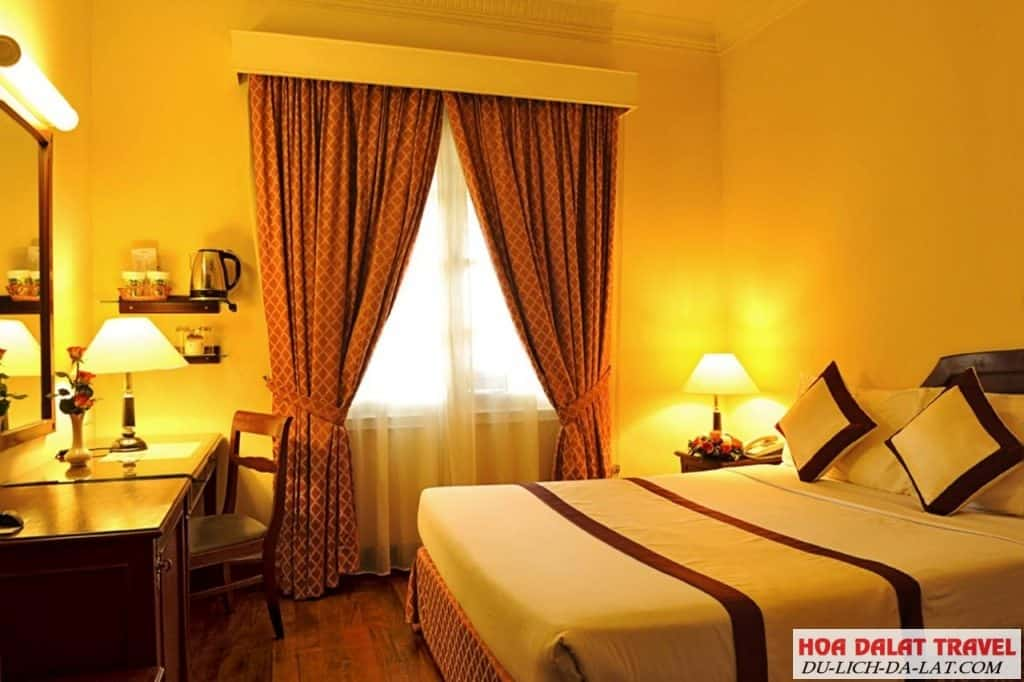 Khách sạn Saphir Đà Lạt - phòng