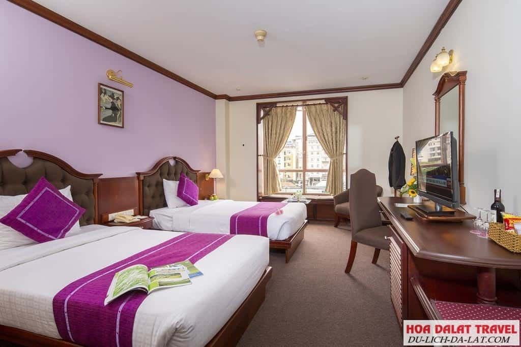 Khách sạn TTC Hotel Premium - phòng
