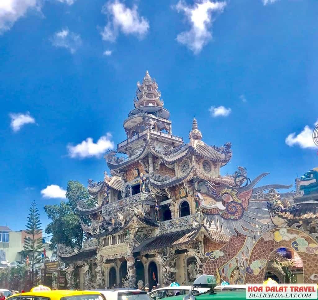 Lịch sử chùa Ve Chai
