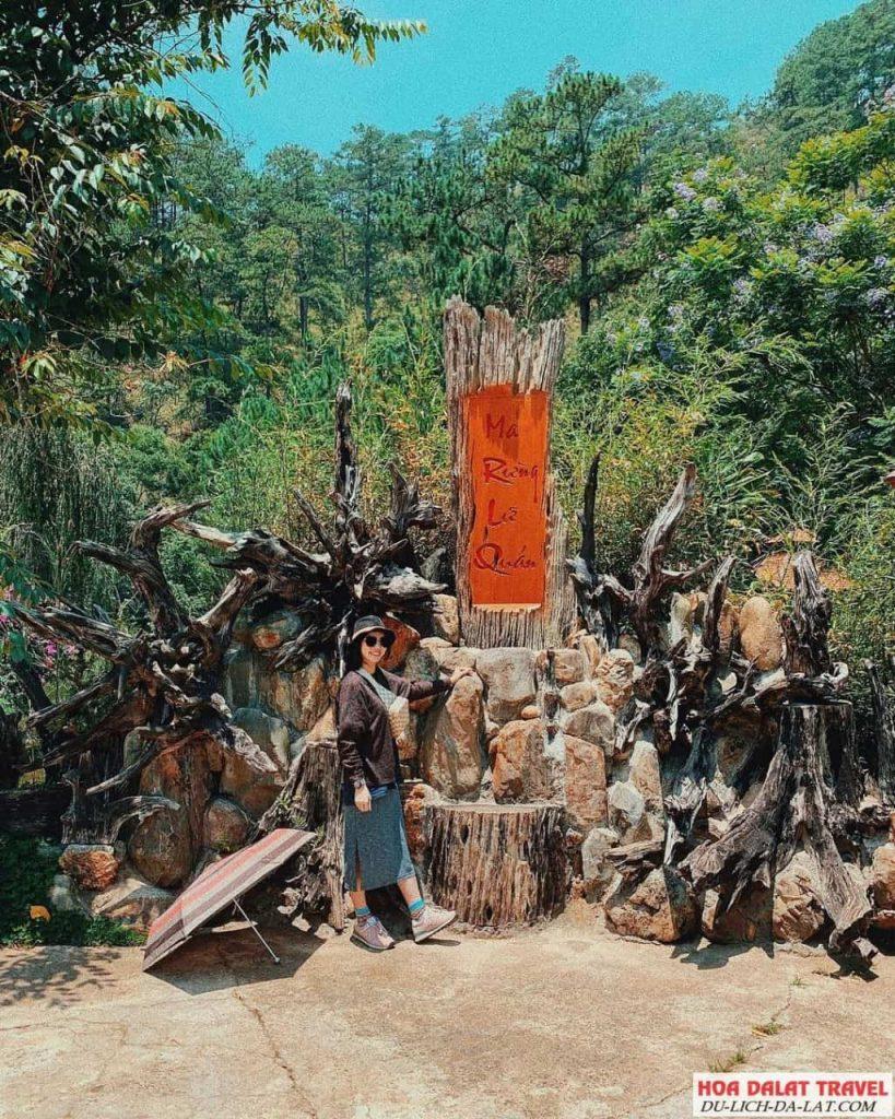 Ma Rừng Lữ Quán - check in