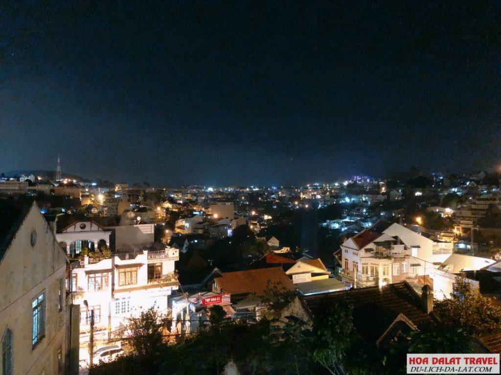 Memory inn Dalat- view