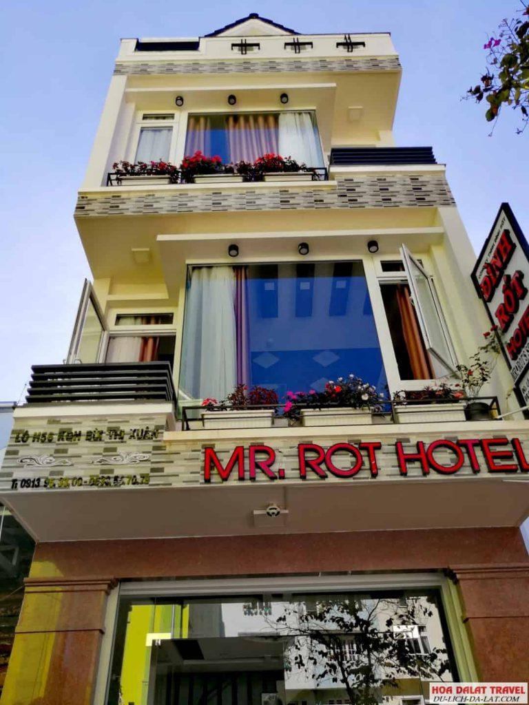 Mr Rot's Secret Hotel Đà Lạt