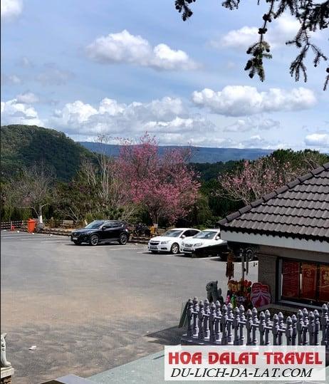 Phương tiện đi đến hồ Tuyền Lâm