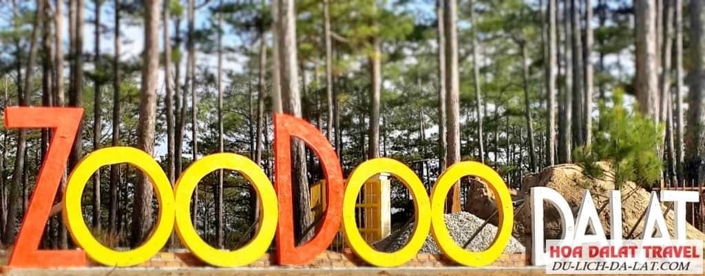 Quá trình xây dựng sở thú Zoodoo