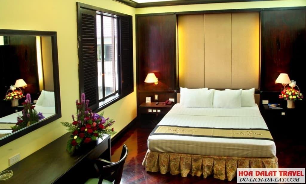 Review khách sạn Bluewater- phòng