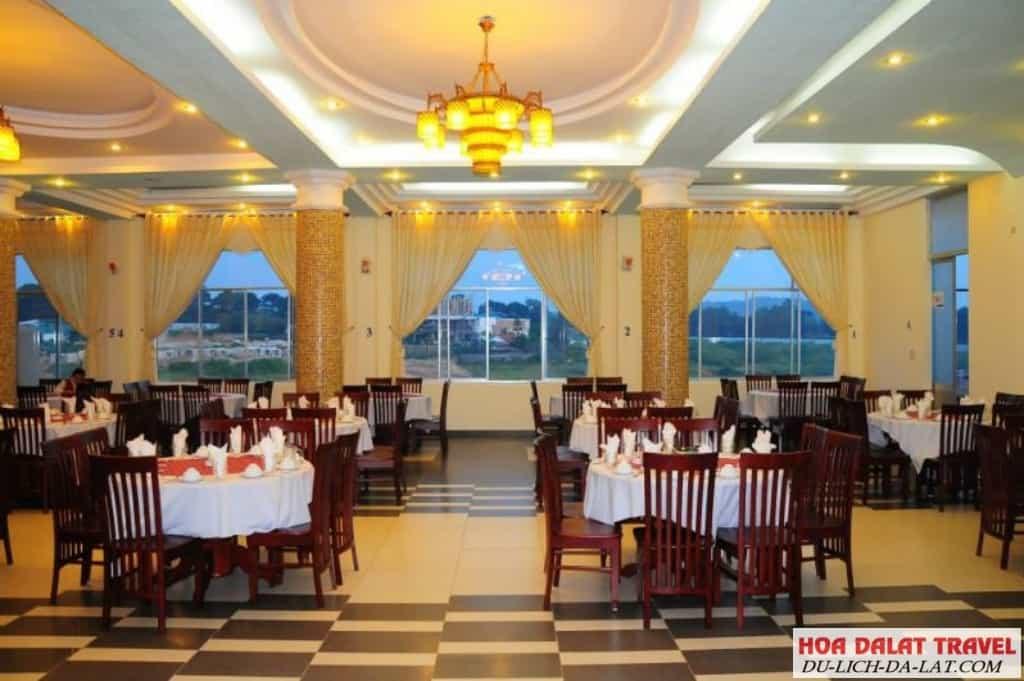 Review khách sạn Kim Tâm An