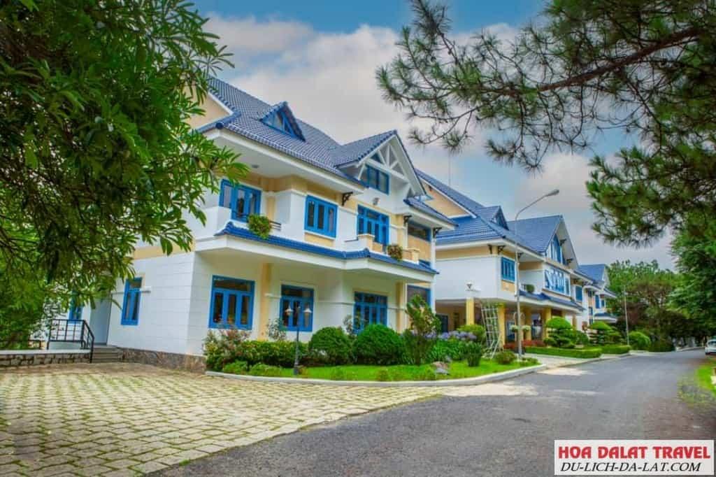 Review khách sạn Kỳ Hòa Đà Lạt