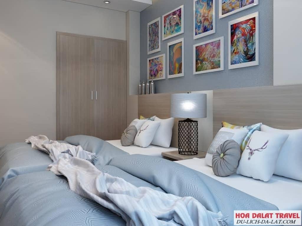 Review khách sạn Minh Quang