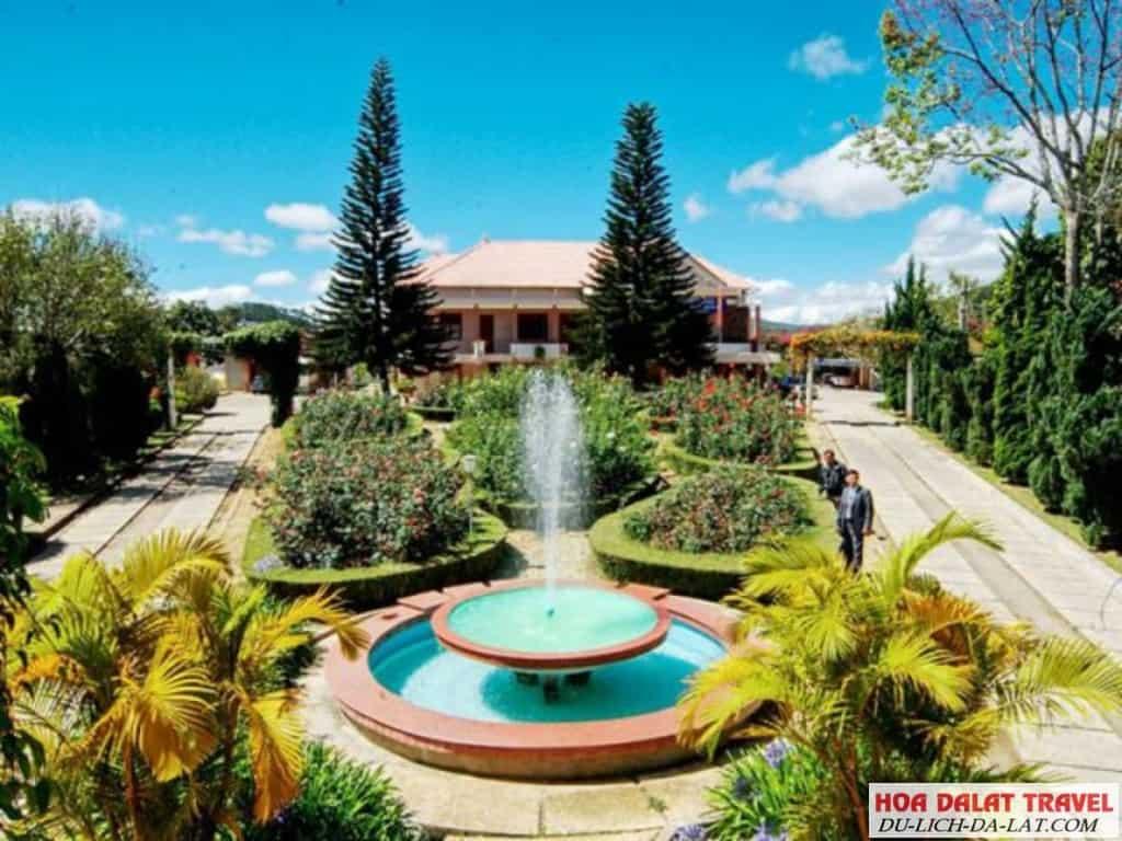 Review khách sạn Minh Tâm