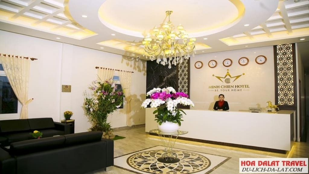 Review khách sạn Minh chiến Đà Lạt
