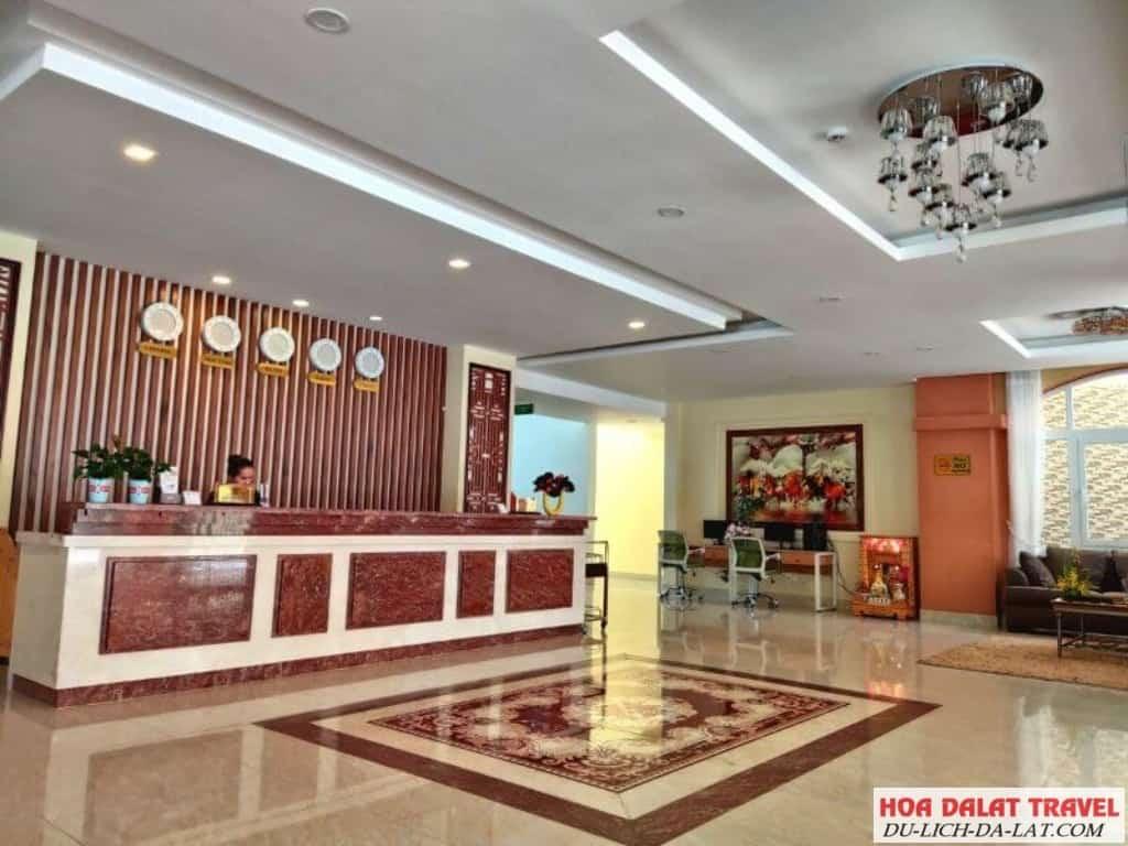 Review khách sạn Phương Nam Mimosa Đà Lạt