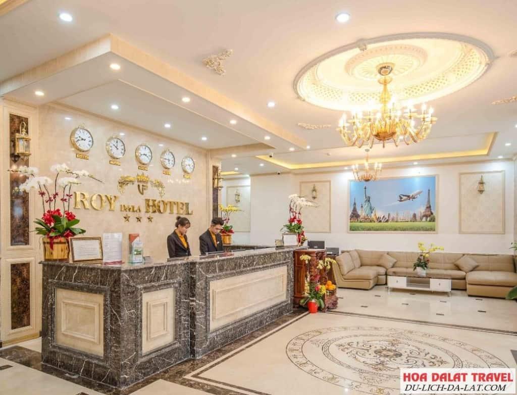 Review khách sạn Roy Đà Lạt