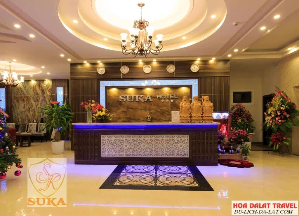 Review khách sạn Suka Đà Lạt