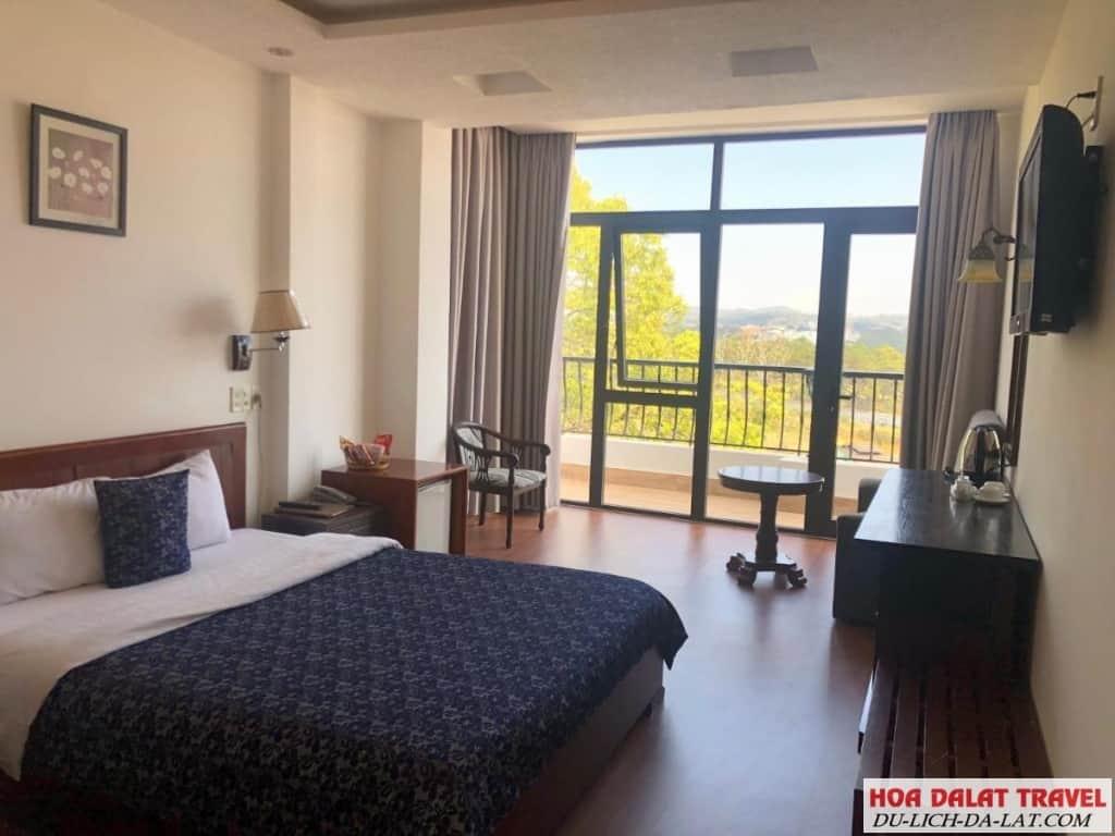 Review khách sạn Thi Thảo Đà Lạt