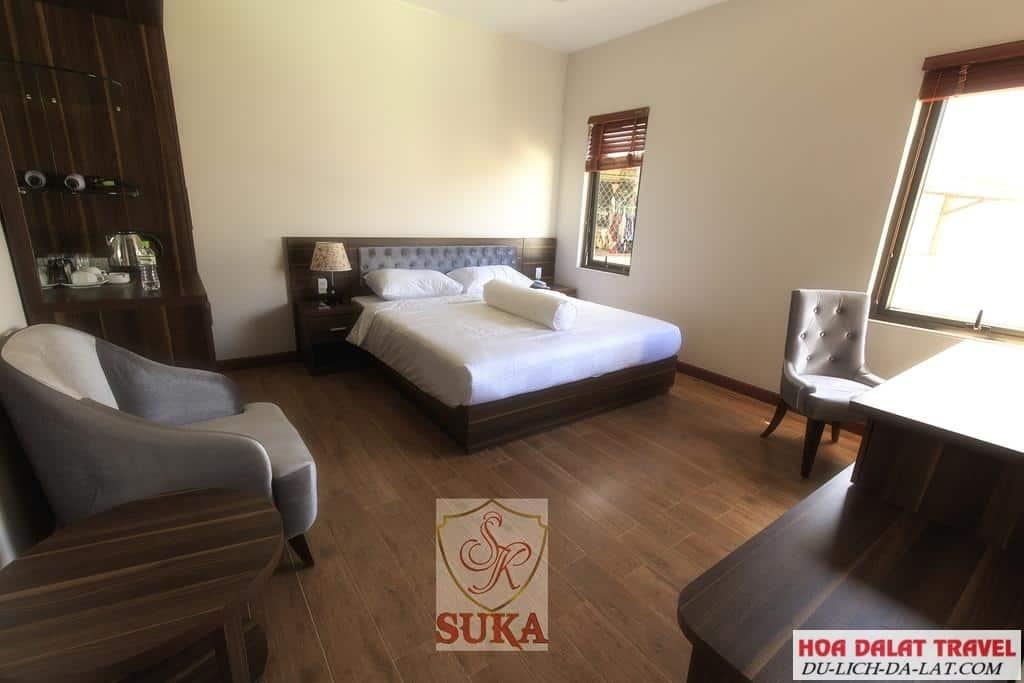 Suka Hotel Đà Lạt - phòng