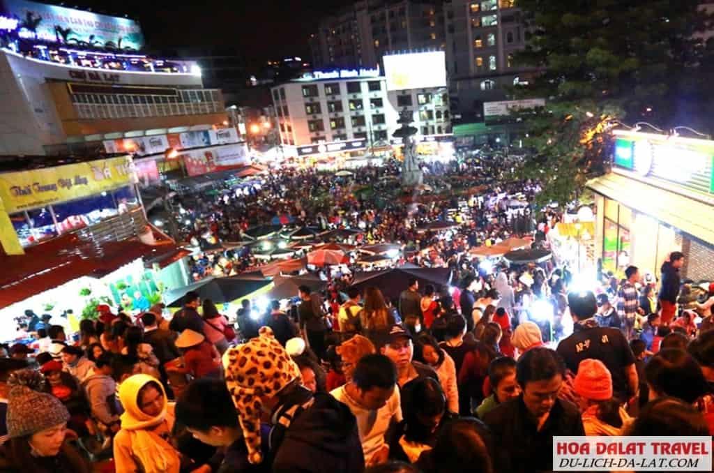 Tận hưởng thiên đường ăn uống tại chợ đêm