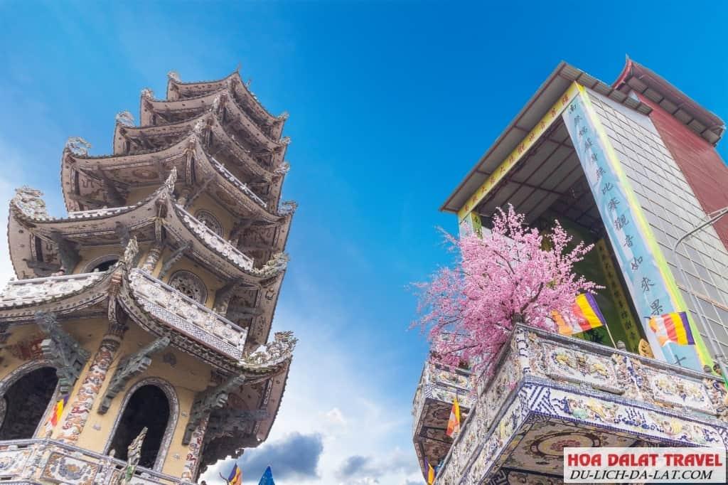 Thông tin về chùa Linh Phước